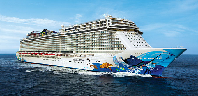 Sail on our newest ship!